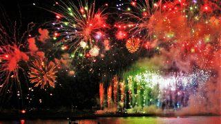 """4/11 Okinawa fireworks """"KAIENSAI"""" cruising tour!"""